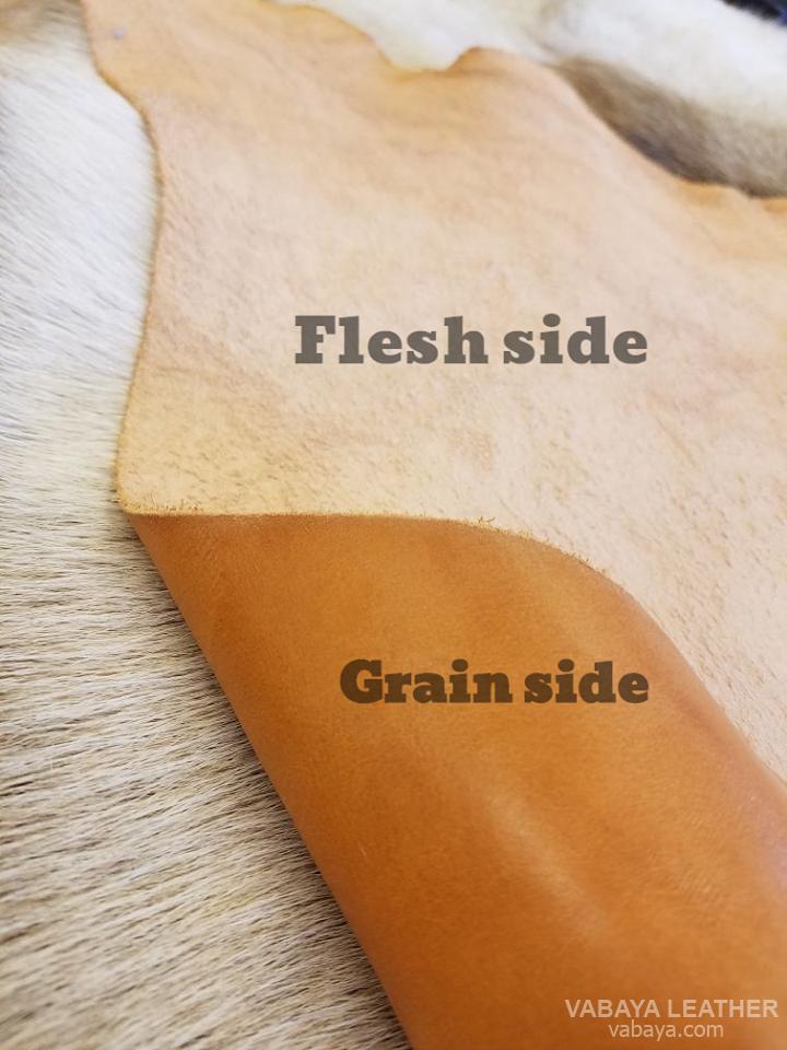 Lớp da trong Flesh split