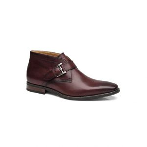 Giày tây nam kiểu boots Bordeaux GDNGTN0004-VB