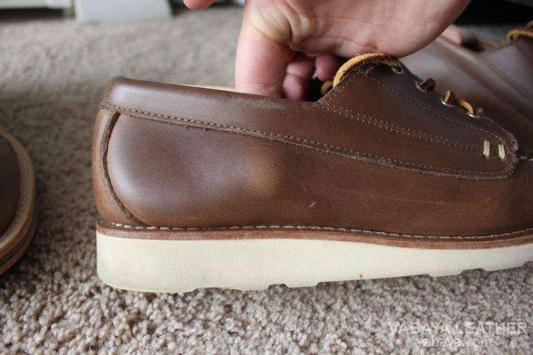 giày da thật