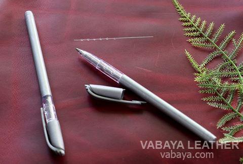 bút bạc đánh dấu