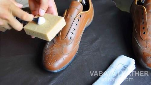 tiêu diệt nấm mốc đồ da