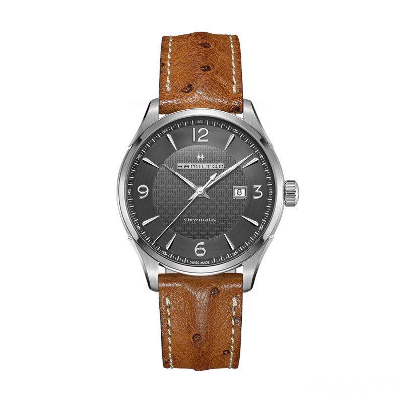 Dây đồng hồ được làm từ da mình đà điểu
