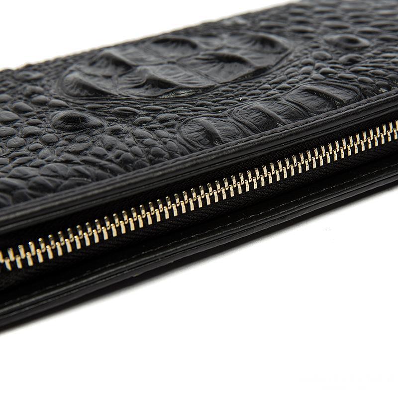 ví dài cá sấu