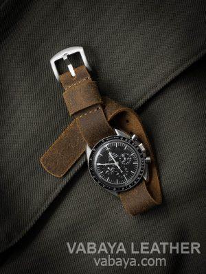 Chăm sóc dây da đồng hồ đúng cách