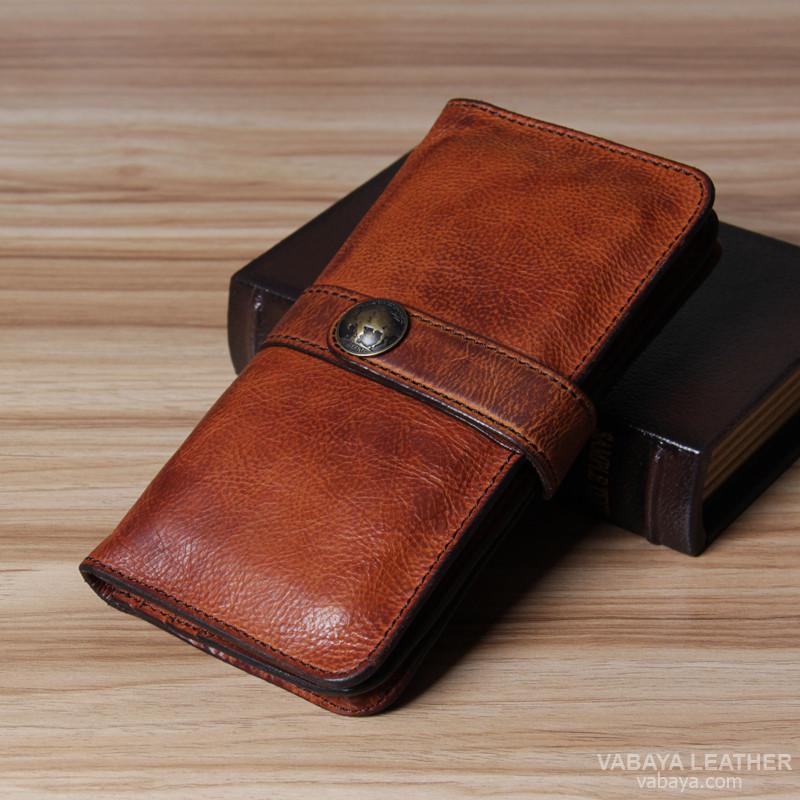 Một mẫu ví dài nam khá đẹp