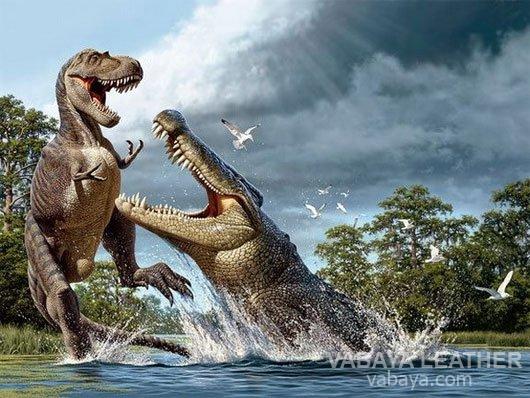 Cá sấu cổ đại