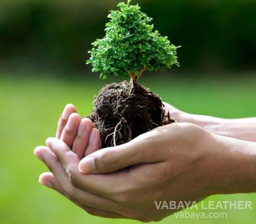 làm đồ da thủ công bảo vệ môi trường