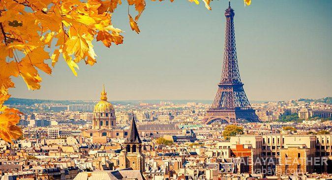 Thủ đô Paris, Pháp