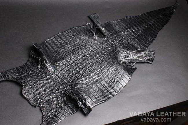 Tấm da cá sấu