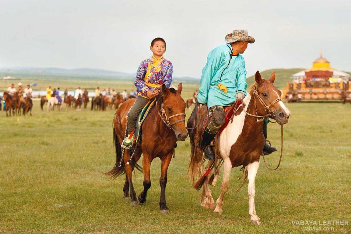 Ngựa Mông Cổ chiến binh thực thụ