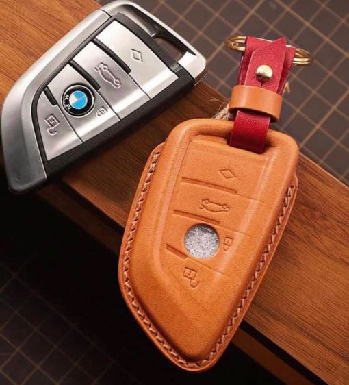 Bao da chìa khóa BMW