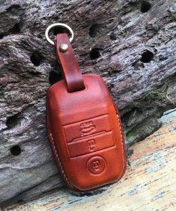 Bao da chìa khóa KIA K3