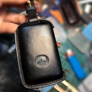 Bao da chìa khóa MAZDA 3