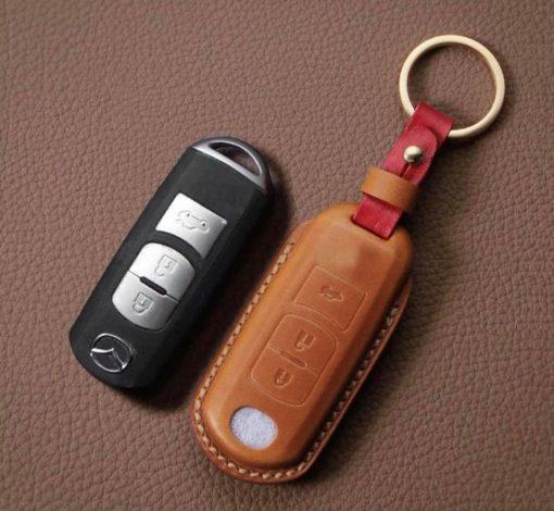 Bao da chìa khóa MAZDA CX5