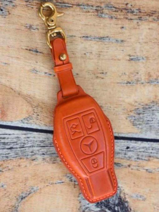 Bao da chìa khóa MERCEDES C