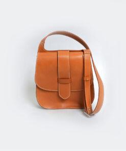 Túi xách da nữ handmade Túi Anna - SP