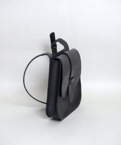 Túi xách da nữ handmade Túi Anna đen tinh tế