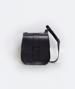 Túi xách da nữ handmade Túi Anna đen tinh tế - SP