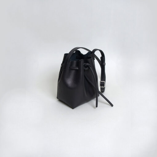 Túi xách da nữ handmade Túi Jose đen tinh tế