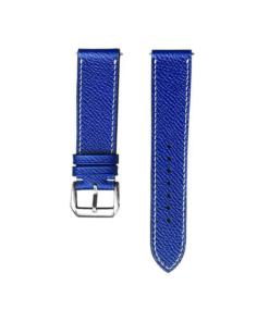 Dây da đồng hồ GRANT07 - Epsom Leather - Blue Color