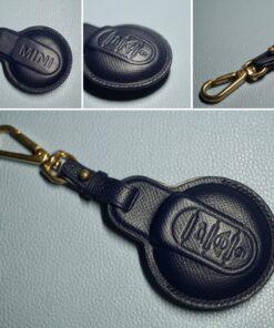 Bao da chìa khóa MINI