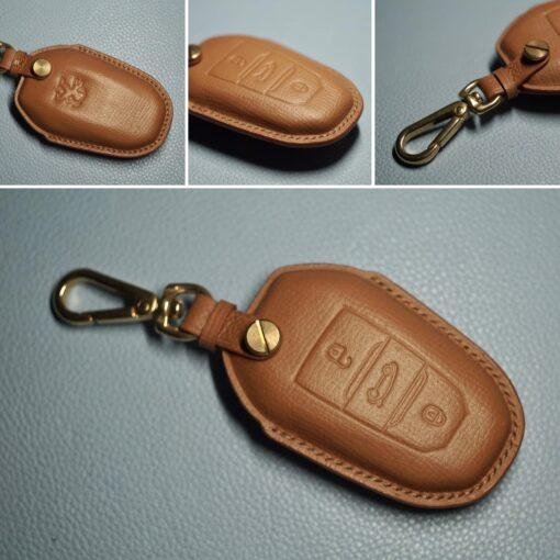 Bao da chìa khóa PEUGEOT 3008 5008