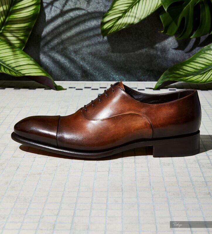 Những mẫu giày dành cho nam mà giới công sở nên sắm