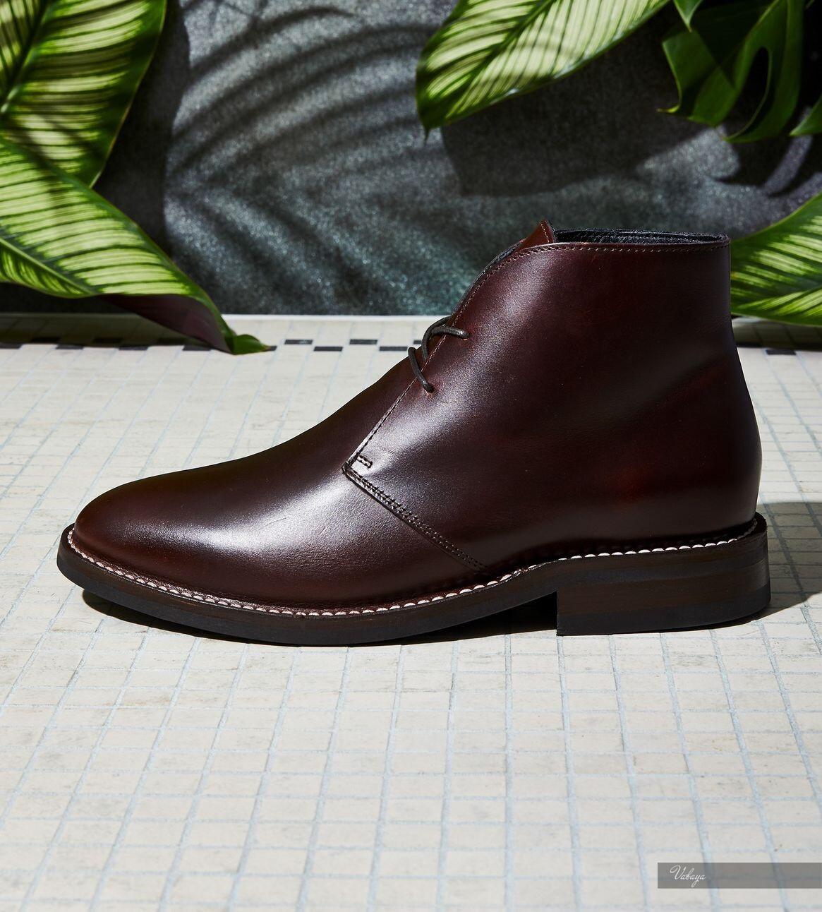 Mẫu giày này giúp nam giới có vẻ ngoài nam tính, lãng tử hơn.