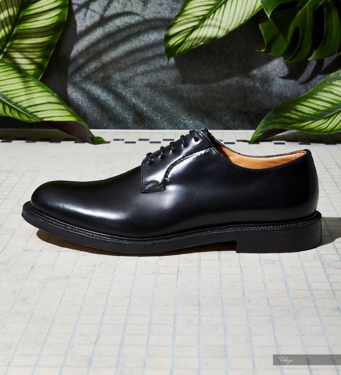 Giày Derby đem lại nét khỏe khoắn cho nam giới.