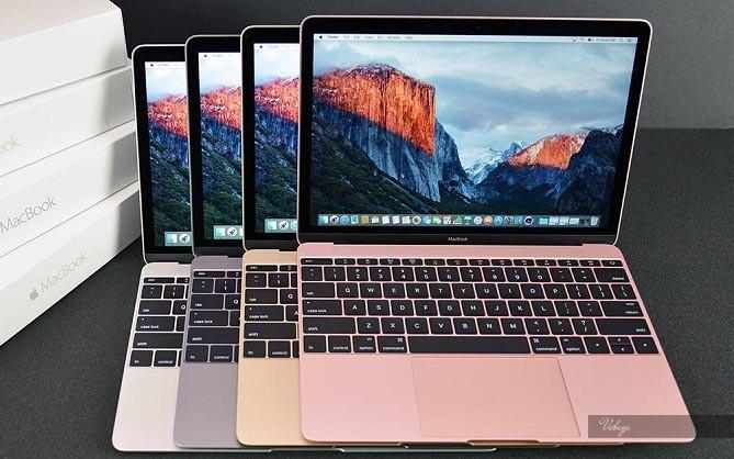 Tổng hợp kích thước các dòng MacBook đời 2015 - 2020 (1)